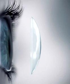 Multifocal Uzak-Yakın Lens