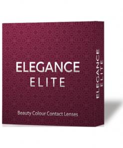 Elegance Elite Renkli Lens