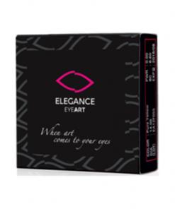 Elegance EyeArt Renkli Lens