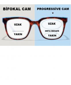 Progressive Gözlük